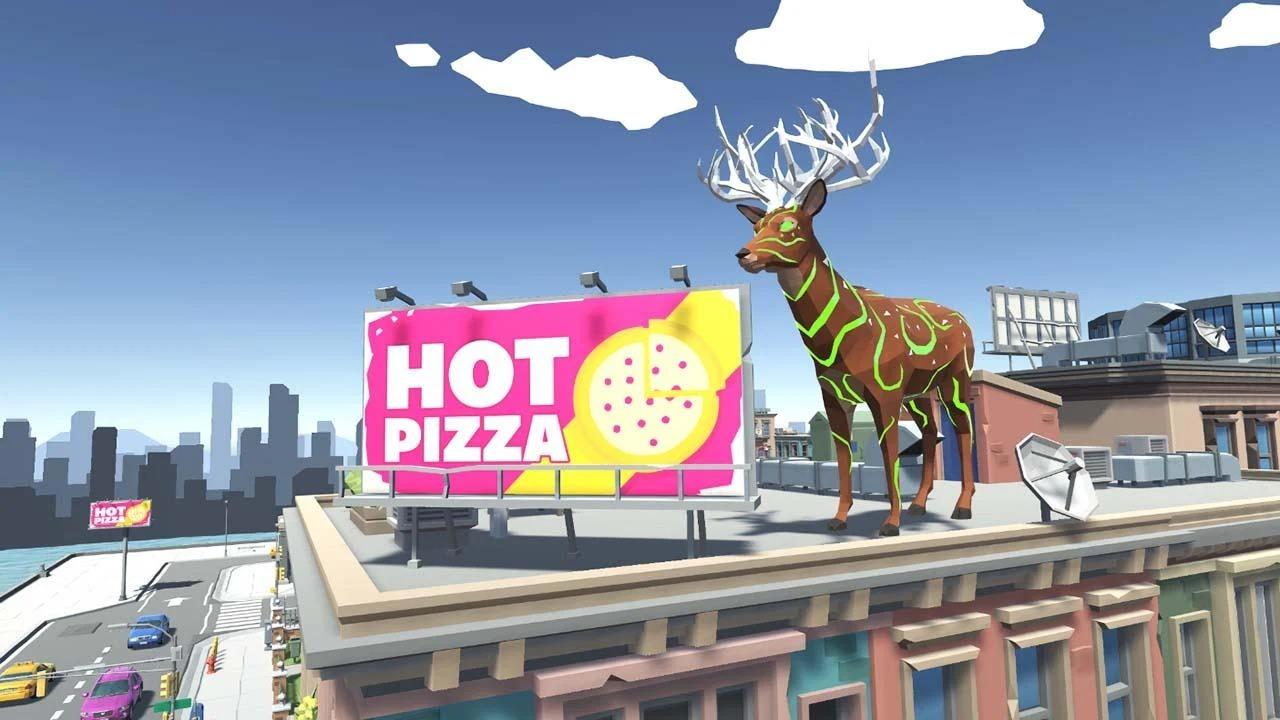 城市暴徒鹿模拟器截图
