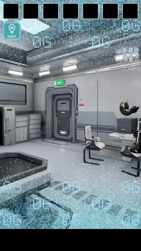 逃离猫咪的宇宙船截图