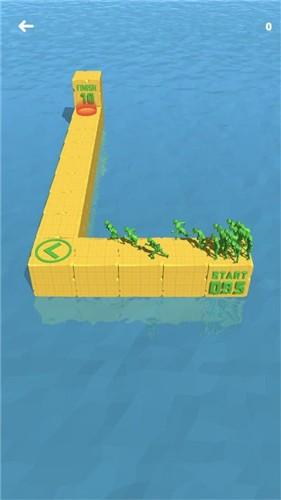 孤岛逃生3D截图