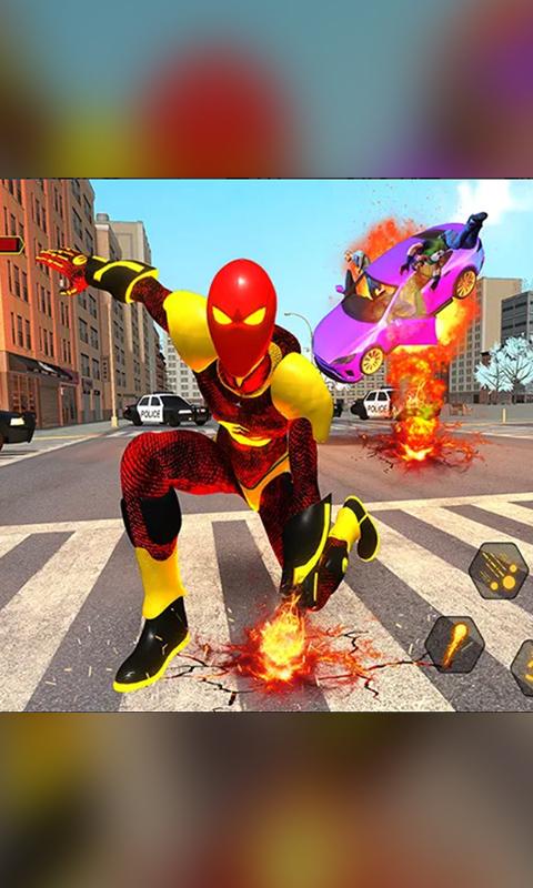 火焰超人截图