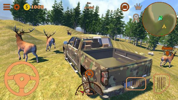 狩猎探险模拟器截图