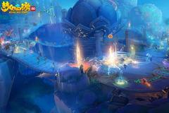 斗战五指山 《梦幻西游3D》帮派竞赛点燃同屏激战!