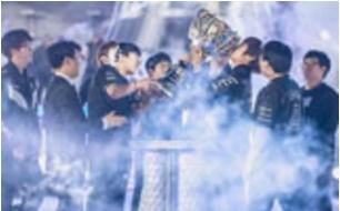 长城红蓝变身 2017英雄联盟全球总决赛正式收官