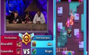 Supercell网络直播展示手游新作:3v3的移动电竞游戏