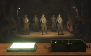 網易VR射擊游戲《保持沉默》登陸Steam平臺